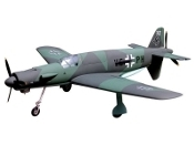 "ESM Dornier DO-335 83"" Wingspan RC Model Airplane"