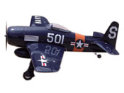 "ESM F8F Bearcat 71"" Wingspan RC Model Airplane - Color ""A"" - ""S"""