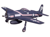 "ESM F8F Bearcat S-Tail Color A 71"" Wingspan Model ARF"