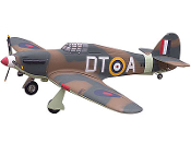 "ESM Hawker Hurricane 82"" Wingspan RC Model Airplane"