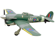 "ESM Hawker Typhoon 73.2"" Wingspan Model ARF"