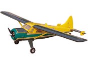 ESM DHC-2 Beaver Color A Green and Yellow 95""