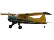 "ESM DHC-2 Beaver EP Color F 59"" Wingspan Model ARF Airplane"