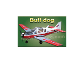"ECOMRC Bull Dog 87"" Wingspan Model ARF"