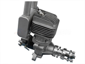 DLE Engines DLE-55RA 55cc Rear Exhaust Gas Engine