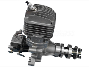 DLE Engines DLE-35RA 35cc Rear Exhaust Gas Engine