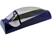"ESM P-51D Mustang Miss America Color A 71"" Replacement Canopy"