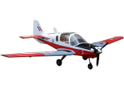 "ECOMRC Scottish Aviation Bulldog TI 87"" Wingspan Model ARF"