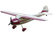 "ECOMRC CESSNA 195 Businessliner 107"" Raido Control Airplane"