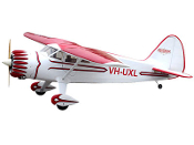 "ECOMRC Stinson Reliant SR-9 100"" Radio Control Airplane"