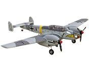 "ESM BF-110C Zerstorer Color F 95"" Wingspan Model ARF"