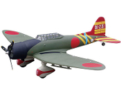 "ESM Aichi D3A1 Val Color F 81"" Wingspan Model ARF"