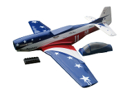 "ESM P-51 Miss America color A 71"" Scale ARF"