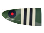 "ESM Spitfire MK XIV-XIX Color F72.5"" Left Wing"