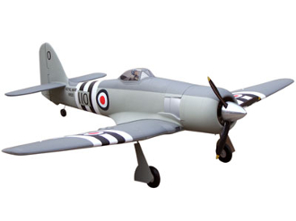 "ESM Hawker Sea Fury Color F 80"" Wingspan"