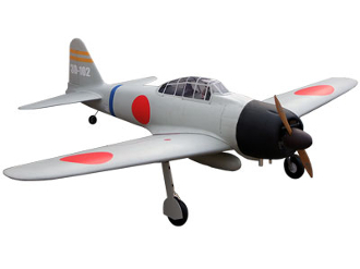 "ESM Zero Color F 88"" Wingspan Model ARF Warbird Airplane"