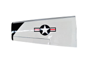 "ESM T6 Texan II Color F 80"" Wingspan Model Replacement Left Wing"
